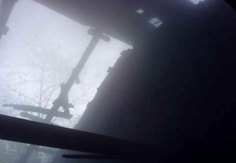 ВЯрославской области сгорел дом: мужчина умер